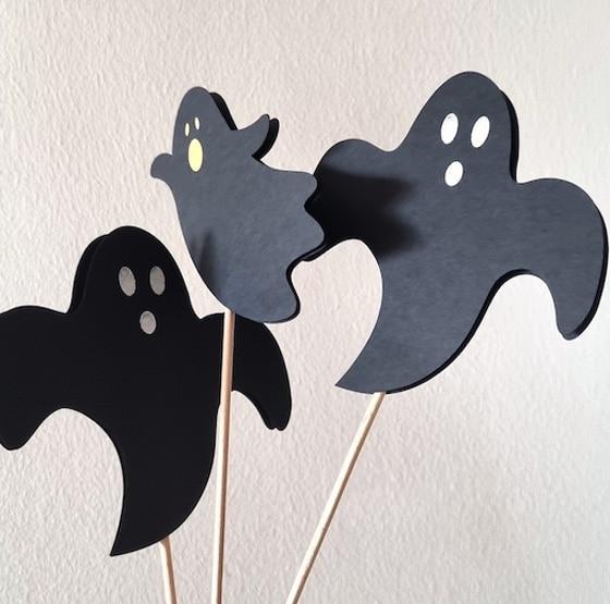 Halloween Spooky Geister